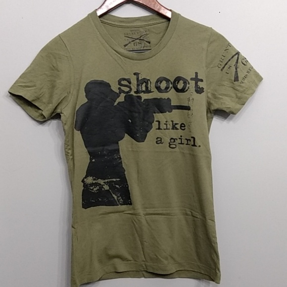 3fecfc24 Grunt Style Tops | Olive Green Crewneck Tshirt | Poshmark